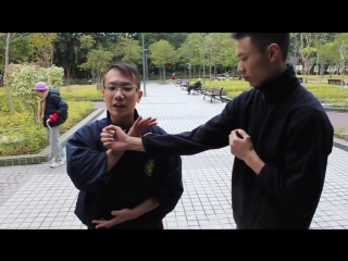 詠春過手技術分析講解_Wing chun hong kong applications and guide