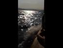 Летим по волнам. Черное море, Крым, 2015.