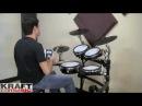 Kraft Music Roland TD 9SX Demo with Johnny Rabb