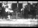 Запряжка пожарных коней по тревоге, Harnessing, 1903