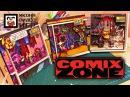 ИконаВидеоИгр - Создание диорам по Comix Zone