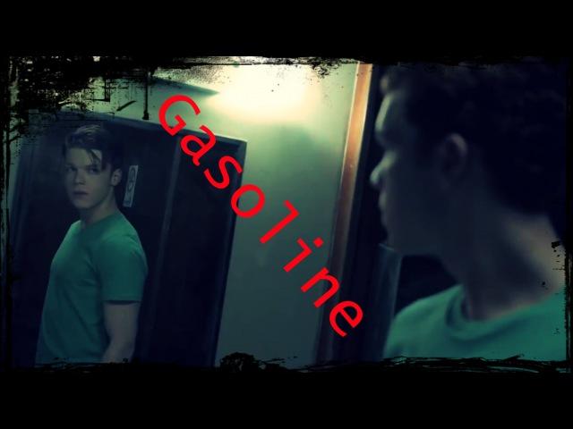 Ian Gallagher Jerome Valeska || Gasoline ( Extended )