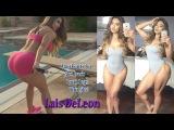 Lais DeLeon   Bikini Model & Fitness: How to Get A Perfect Body! @Brazil