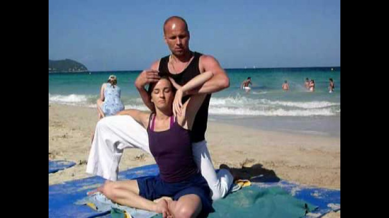 Innovative Massage und Physiotherapie nach Pape Thai Yoga Massage