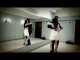 Вечерняя Кизомба. Elene & Ruslan. Новогодняя вечеринка в Ритмо Денс