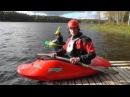 Тестирование байдарочного весла Waterlogy Stoner (родео, сплав)