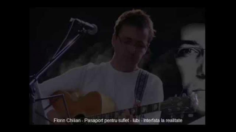Florin Chilian - Pasaport pentru suflet