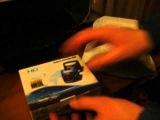 Видеорегистратор Novatek DVR GT300 ( Чорний) распаковка