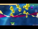 Walkthrough Osu (CTB) beatmap Sonic Megamix [Act 1 - Medium] - (NC)