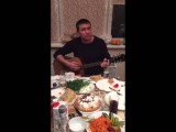 Табасаранец исполнил на гитаре четко народную музыку