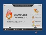 Создание DVD в Super DVD Creator - Модуль «Запись дисков» - Запись