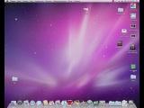 Mac OS X 10.6 Snow Leopard® - Запуск программ. Работа с Dock