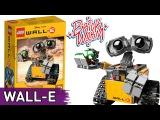 Lego Ideas: WALL-E (21303) - Brickworm