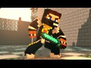 ДИКОЕ МЕСИВО! СПАСТИ ДОМ! #1 [Райские Приключения] - Minecraft