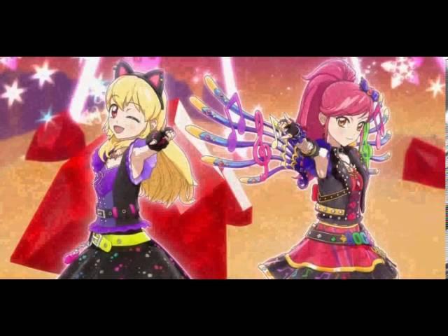 Aikatsu! 2 - Idol Activity Rock - Ichigo♥ Seira♦