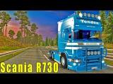 Scania R730 V8 Tenden - ETS2 Mods