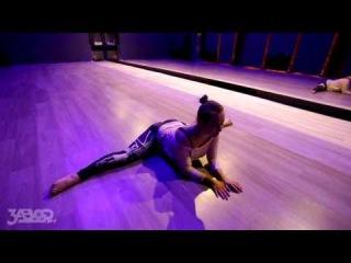 Lera Valium (Ksenia Kuznetsova) - Rope stretching / ZAVOD DANCE CENTRE