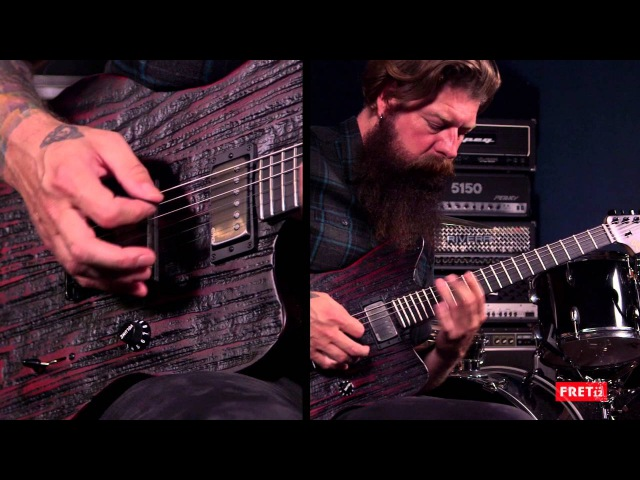 FRET12 Presents A Free Lesson from Slipknot's Jim Root Negative One Ultimate Guitar Exclusive