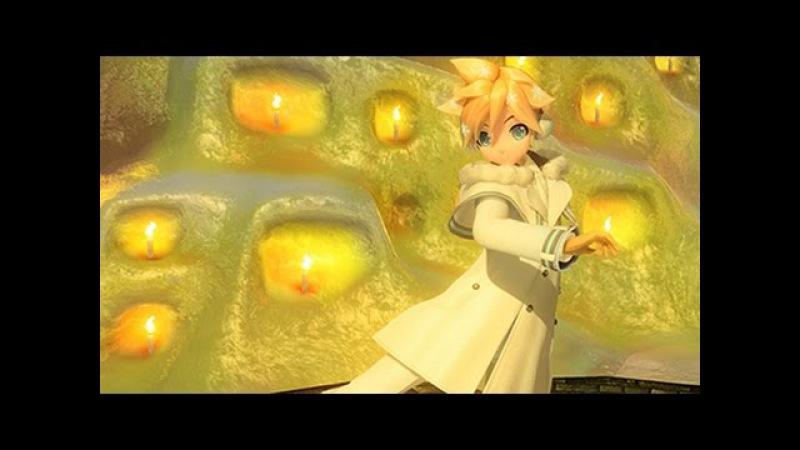 Kagamine Len - Snowman
