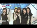 [Comeback Stage] 160127 GFriend (여자친구) - Trust + Rough (시간을 달려서) @ 쇼챔피언 Show Champion [1080p]