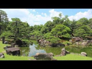 【(Kyoto in Japan)京都100名庭】二条城(Nijo-jo) [100 elections of Kyoto great garden]