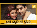She Said He Said With Gurmeet And Debina Live On fame Bollywood