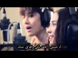 Ost Drama Full HouseThai Mike D'Angelo and Aom  Oh Baby ( Arabic sub ) HD1080p