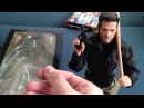 GTA III Anniversary Limited-Edition Claude Action Figure unboxing (russian)