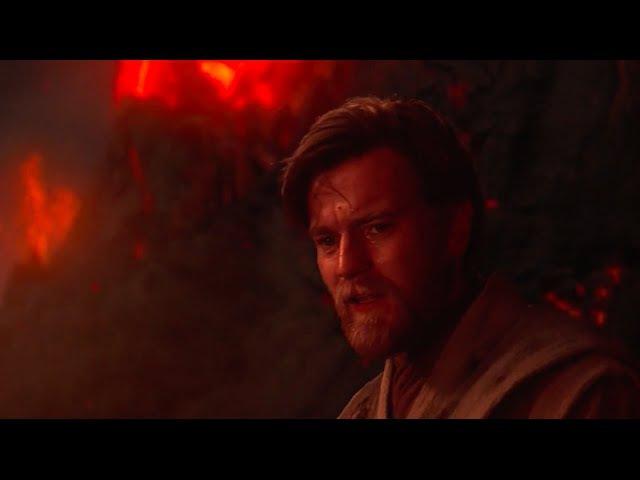 Anakin and Obi Wan See You Again