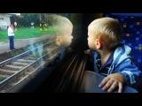 С ребенком на поезде - как путешествовать, что брать с собой