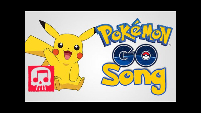 Pokemon GO Song LYRIC VIDEO by JT Music -