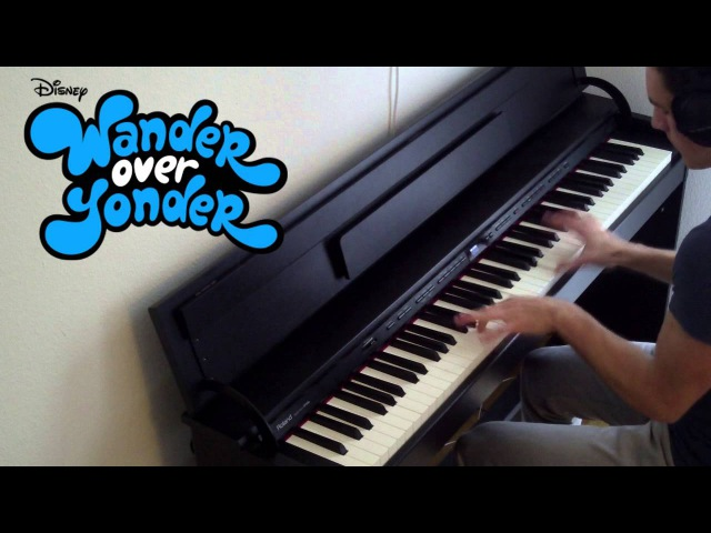 Wander Over Yonder - I'm the Bad Guy [Piano Cover]