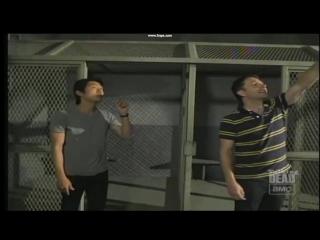 Ходячие мертвецы/The Walking Dead (2010 - ...) О съёмках №2 (сезон 3)