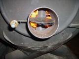 Печь длительного горения полное дожигание дров / Отопление гаража теплица цех склад