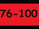 Английские слова 76-100.  Английский для начинающих.  Учим английский язык.  Уроки английского языка