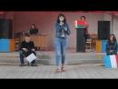 """Конкурс """"Евровидение в """"Боровичке"""". Визир Аня - Знаешь, моя душа рваная"""