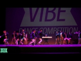The Company [2nd Place] Vibe XIX 2014 [Official Front Row] - YouTube