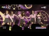 160301 GFriend (여자친구) - Rough (시간을 달려서) @ 더쇼 The Show [1080p]