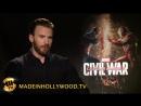 Интервью Криса для «MadeinHollywoodTV»
