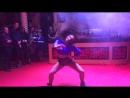 Танцевальный номер от Дарьи Чобан на конкурсе красоты Мисс ОГУВД 2015