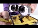 Видео для детей робот ВАЛЛИ и Конструктор! Мультфильм Валли
