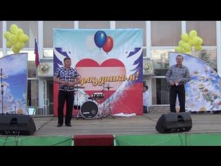 """17. Максим Зинин, Олег Бекарев - """"Ай-яй-яй"""""""