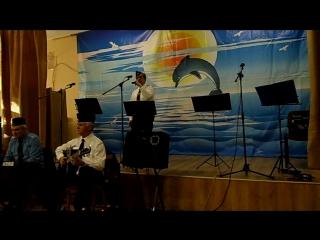 Дмитрий Комаров с песней Синева