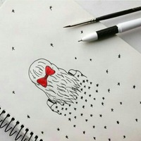 красивые легкие картинки для срисовки