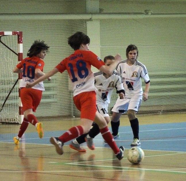Орловчанки поборются за Кубок России по мини-футболу