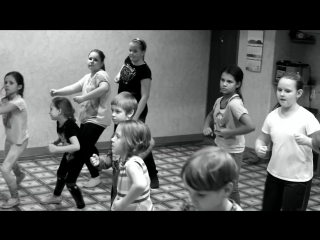 Мастер-класс от Анастасии  Бурангаевой. Мы в танцах!