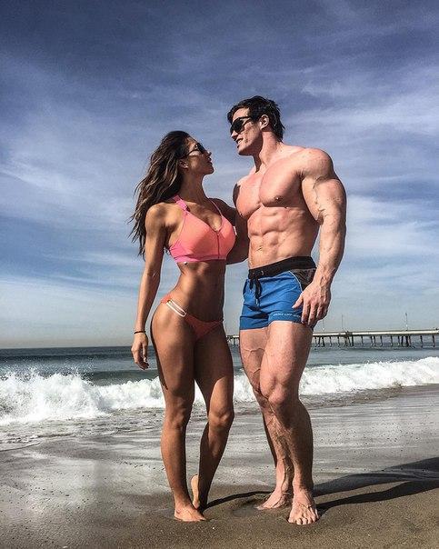 картинки спортивные пары