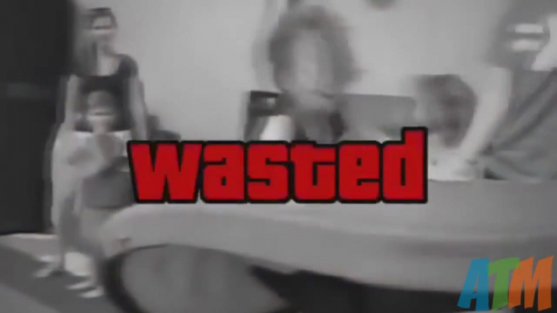 Best WASTED IN REAL LIFE IN REAL TIME 2015 __ ATMHUMORTV