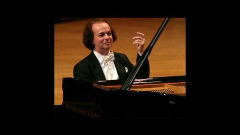 MOZART / CZERNY - Fantasia Brillante - Piano Cyprien Katsaris