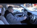 Из России в Финляндию на электромобилях Mitsubishi i-MiEV и Outlander PHEV